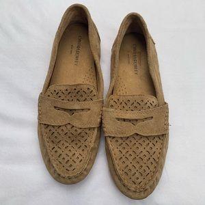 Cynthia Rowley Driving loafers sz 8 leather hazel